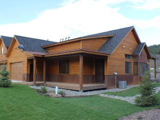 Cobblestone River Resort is a beautiful, riverfront condo overlooking the San - Pagosa Springs vacation rentals