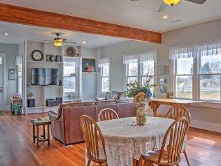 Historic 2BR Ralston Home w/ Private Acreage! - Ralston vacation rentals