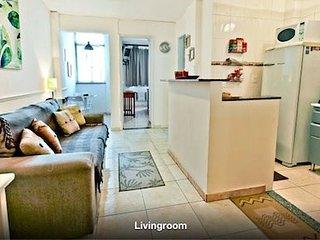 Clean, Modern One Bedroom Apartment Close to Beach in Copacabana Next to - Rio de Janeiro vacation rentals