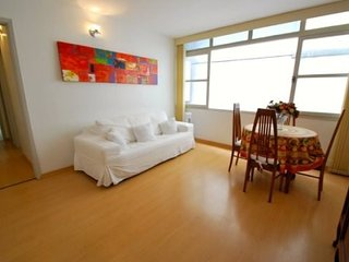 Beautifull 2 bedrooms apt in Leblon - 1 block from the beach - Rio de Janeiro vacation rentals