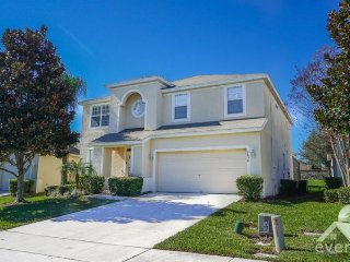 Dinville Villa - Excellent 6 bedroom / 4 bathroom pool home in the superb - Kissimmee vacation rentals