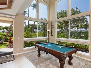Waikoloa Beach Villas D4. Hilton Waikoloa Pool Pass Included for stays thru 2017 - Waikoloa vacation rentals