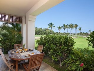 Waikoloa Colony Villas 1005. Hilton Waikoloa Pool Pass Included for stays thru - Waikoloa vacation rentals