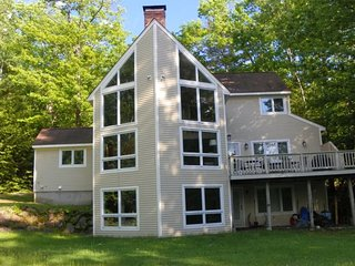 Large 4 bedroom pet friendly home close to Waterville Estates Recreation Center - Campton vacation rentals