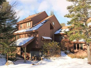 Pet Friendly Ski Vacation Condo in Waterville Valley Resort - Waterville Valley vacation rentals