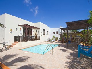 Villa Cocomo - Charming Villa with Private Pool in Quiet Location - Playa Blanca vacation rentals