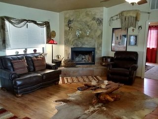 Ank`s Steel Horse Hideout - Ruidoso vacation rentals