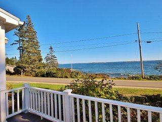 Classic summer home on coveted Marshall Point - walk to the lighthouse, village - Port Clyde vacation rentals