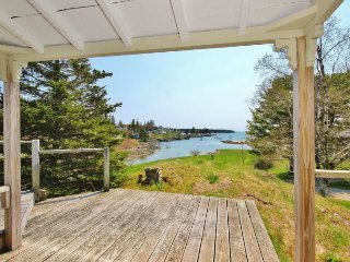 Perfect for Two...Historic cottage with harbor views and waterfront access - Port Clyde vacation rentals