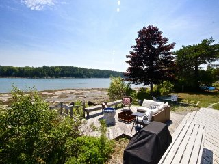 Private waterfront retreat in coveted Otis Point - Tenants Harbor vacation rentals
