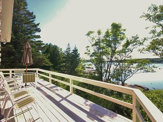 Pristine and spectacular waterfront house- perfect views and location. - Rockland vacation rentals