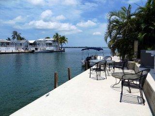 Beautiful Water Views, WiFi - Cudjoe Key vacation rentals