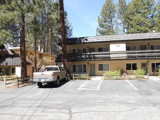 1168H-Affordable condo with hot tub and summer pool, great in town location - South Lake Tahoe vacation rentals