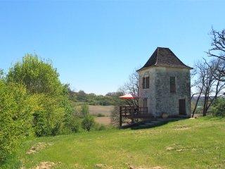 Romantic tower in deep countryside - Dorgodne border - Parranquet vacation rentals