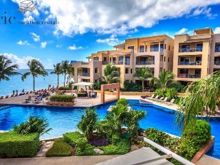 Ocean Front - Pool Front - Beach View Luxury Home - Riviera Maya vacation rentals