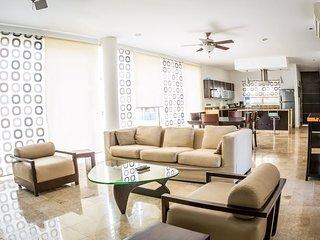 2 Bedroom Penthouse at Mamitas Beach! - Riviera Maya vacation rentals