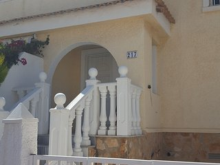 Perfect House with Internet Access and Satellite Or Cable TV - Gran Alacant vacation rentals