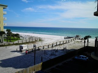Nautilus 2410, large, newly remodeled beach front 2BR with heated pool - Fort Walton Beach vacation rentals