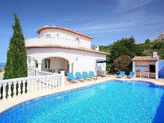 3 bedroom Villa in Pego, Costa Blanca, Spain : ref 2008083 - Rafol de Almunia vacation rentals