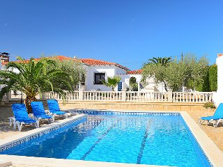 3 bedroom Villa in Miami Platja, Costa Daurada, Spain : ref 2010687 - Montroig vacation rentals