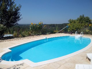 3 bedroom Villa in Rouffignac, Dordogne, Dordogne Lot&Garonne, France : ref - Plazac vacation rentals