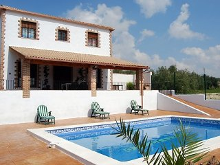 4 bedroom Villa in Cordoba  Cabra, Inland Andalucia, Spain : ref 2015299 - Monturque vacation rentals