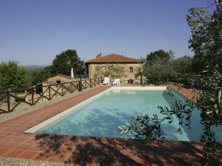 3 bedroom Villa in Arezzo, Tuscany, Italy : ref 2022500 - Pieve A Presciano vacation rentals