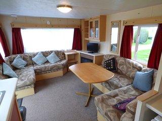 Coates 6 berth Caravan at Sunnydale Holiday park near Mablethorpe - Saltfleet vacation rentals