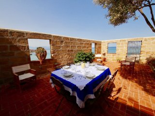 FORTRESS above SEA 3BR-by KlabHouse - Terrasini vacation rentals