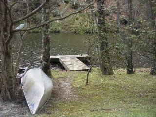 Private Dock and Canoe - in Highlands - Beautiful Lake Sequoyah Home - Highlands vacation rentals