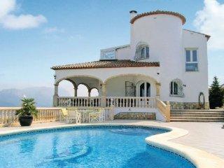 4 bedroom Villa in Pedreguer, Valencia Region, Costa Blanca, Spain : ref 2037214 - Jesus Pobre vacation rentals