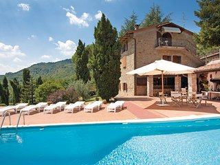 5 bedroom Villa in Barberino Del Mugello, Tuscany, Florence, Italy : ref 2040052 - Bruscoli vacation rentals