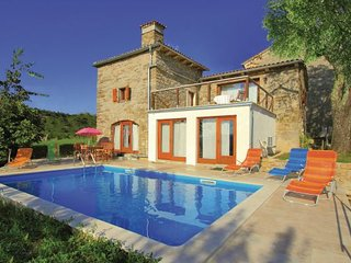 3 bedroom Villa in Labin, Istria, Croatia : ref 2043910 - Krbune vacation rentals
