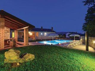 4 bedroom Villa in Labin, Istria, Croatia : ref 2046406 - Krbune vacation rentals