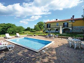 4 bedroom Villa in Labin, Istria, Croatia : ref 2046978 - Sveta Katarina vacation rentals