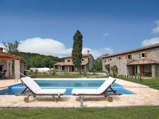 4 bedroom Villa in Labin, Istria, Croatia : ref 2088268 - Krbune vacation rentals