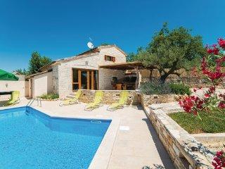 3 bedroom Villa in Pazin, Istria, Croatia : ref 2088359 - Sveti Petar u Sumi vacation rentals