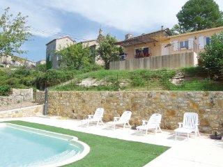 3 bedroom Villa in Bordezac, Languedoc roussillon, Gard, France : ref 2089279 - Besseges vacation rentals