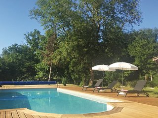 5 bedroom Villa in Bergerac, Aquitaine, France : ref 2095679 - Saint-Aubin-de-Cadelech vacation rentals