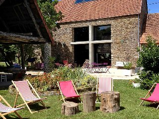 4 bedroom Villa in Saint Pair sur Mer, Normandy, France : ref 2099011 - Saint-Aubin-des-Preaux vacation rentals