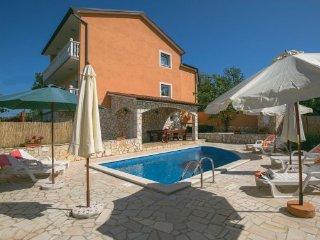 4 bedroom Villa in Labin-Vinez, Labin, Croatia : ref 2183823 - Vinez vacation rentals