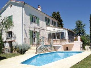 3 bedroom Villa in Cabris, Alpes Maritimes, France : ref 2184249 - Cabris vacation rentals