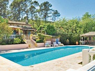3 bedroom Villa in Le Thoronet, Var, France : ref 2185189 - Le Thoronet vacation rentals