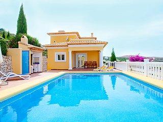 3 bedroom Villa in Pego, Costa Blanca, Spain : ref 2216431 - Rafol de Almunia vacation rentals