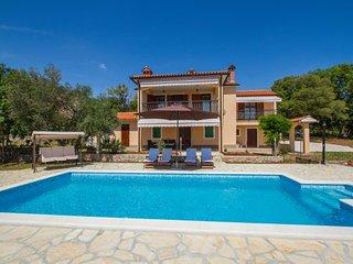 3 bedroom Villa in Labin-Breg Salakovci, Labin, Croatia : ref 2219131 - Sveti Bartol vacation rentals