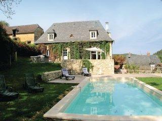 3 bedroom Villa in Coly, Dordogne, France : ref 2220200 - Coly vacation rentals