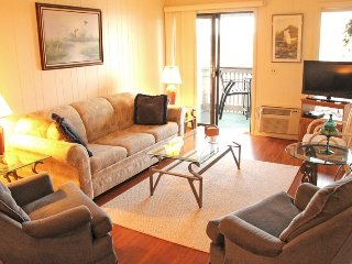 2BR/2Ba Overlooks Pool, Beach & Ocean View. Nicely Furnished. 9660 - Myrtle Beach vacation rentals