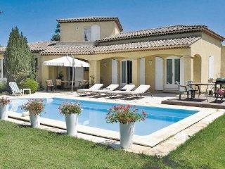 3 bedroom Villa in Lamanon, Bouches Du Rhone, France : ref 2220742 - Lamanon vacation rentals