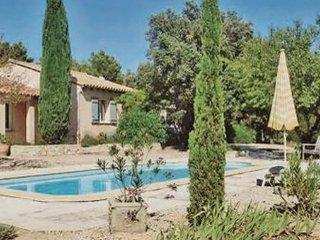 3 bedroom Villa in Les Barrys / Puget sur Durance, Vaucluse, France : ref - Puget vacation rentals