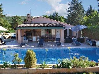 4 bedroom Villa in Saint Cezaire, Alpes Maritimes, France : ref 2221525 - Saint-Cezaire-sur-Siagne vacation rentals